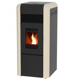 termor beograd alfa plam peć peći na pelet dino a+ siva boja ložiste loziste grejanje peći