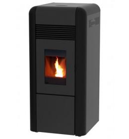 termor beograd alfa plam peć peći na pelet dino a+ crna boja ložiste loziste grejanje peći