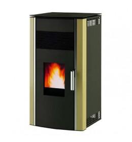 termor beograd alfa plam peć luca r peći na pelet commo a+ crvena boja 15kw loziste ložište grejanje